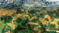 series transcendental fields : from provence (TRANSITION) video