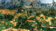 series transcendental fields : from provence (LOOP) video