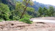 Serpentine road video