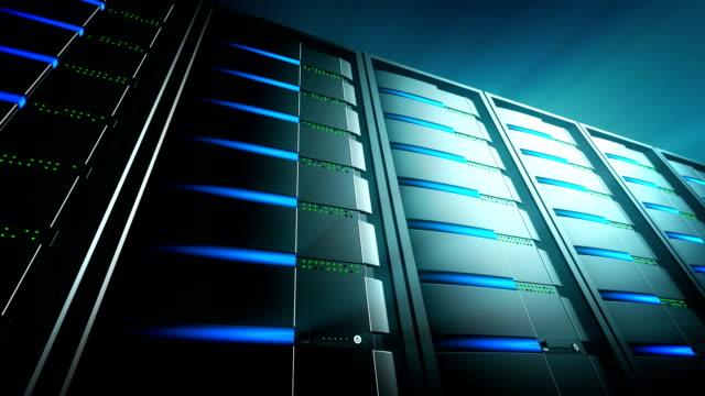 Servers Background 2 (Loop) video