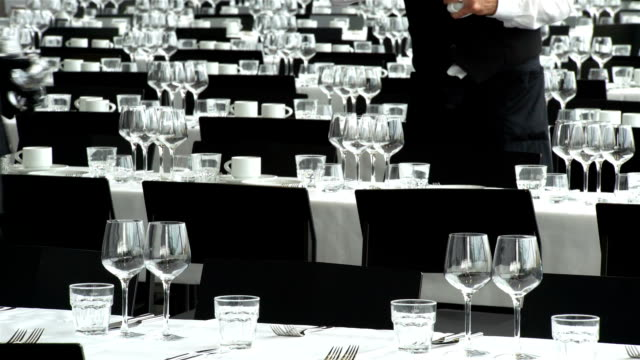 Serving in the Restaurant video