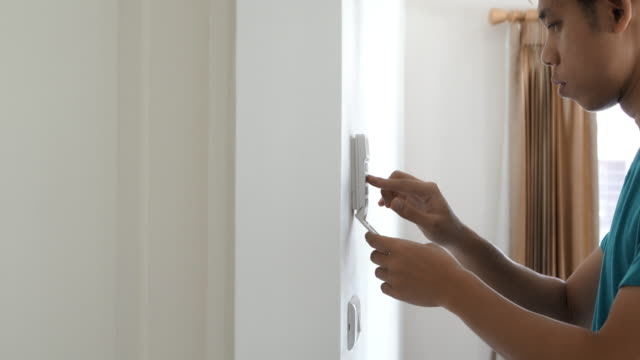 Setting Home Security System video