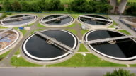 Sewage treatment plant video