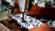 Sewing a Dress video
