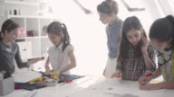 Sewing Classes for Children. video