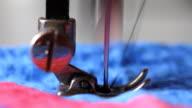 Sewing Machine video
