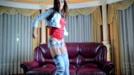 Sexy dancing video
