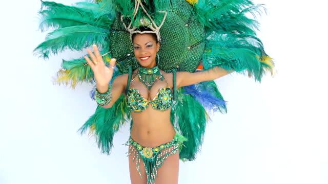 sexy girl dance Samba video