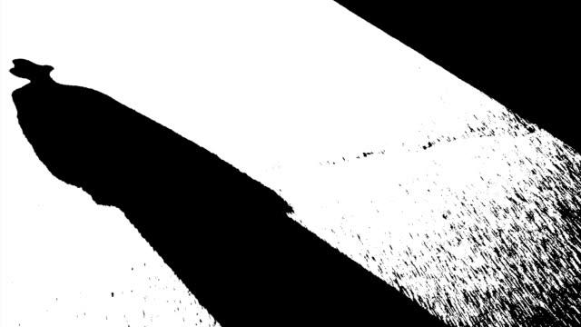 Shadow Man Walking video