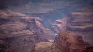Shadows Moving Across the Grand Canyon - Time Lapse video