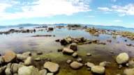 Shallow Lake Aerial video
