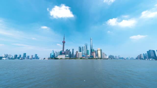 Shanghai Bund video