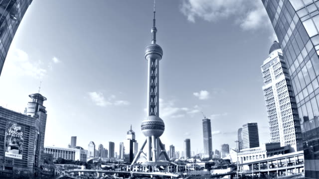Shanghai city video