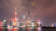 shanghai in night video
