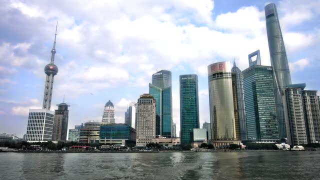 shanghai river video