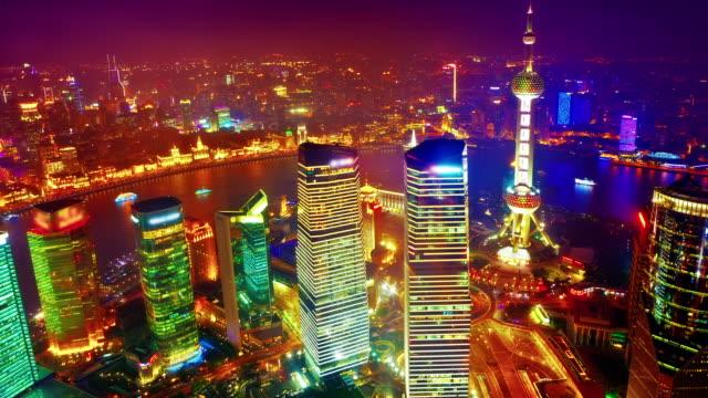 Shanghai Skyscraper video