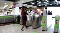 Shanghai subway MONTAGE video