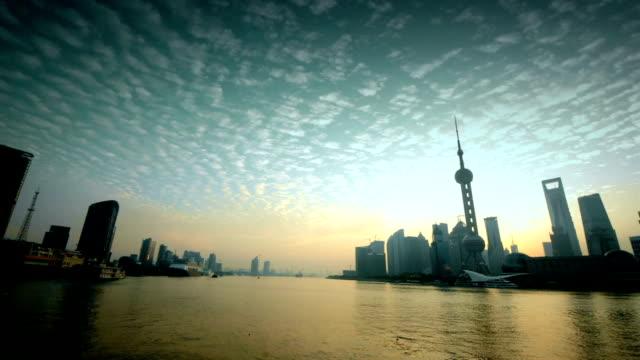 shanghai time-lapse video