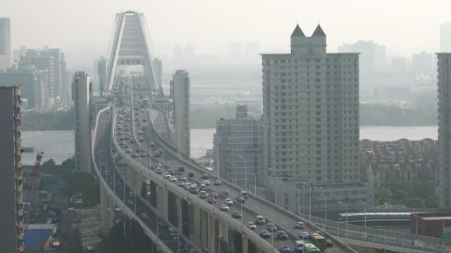 Shanghai traffic video