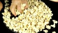 Share popcorns. video