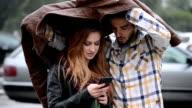 Sharing jacket video