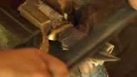 sharpening knife video