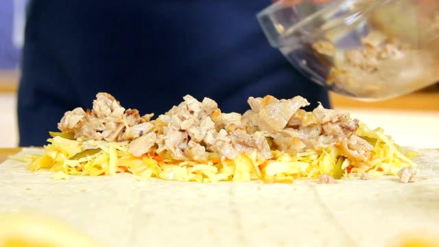 Shawarma video