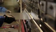 Sheet metal bending video