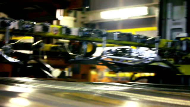 Sheet Metal Stamping,Conveyor Belt video