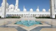 Sheikh Zayed Mosque in Abu Dhabi video