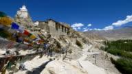 Shey Palace, Leh, Ladakh, Jammu and Kashmir, India video
