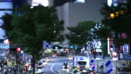 Shibuya Crossing, Tokyo video