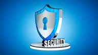 Shield security video
