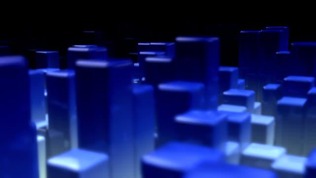 Shining Cubes of English Pound video