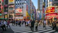 Shinjuku Market Time Lapse video