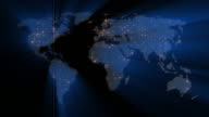 Shiny Blue World video