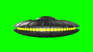 Shiny Flying Saucer video