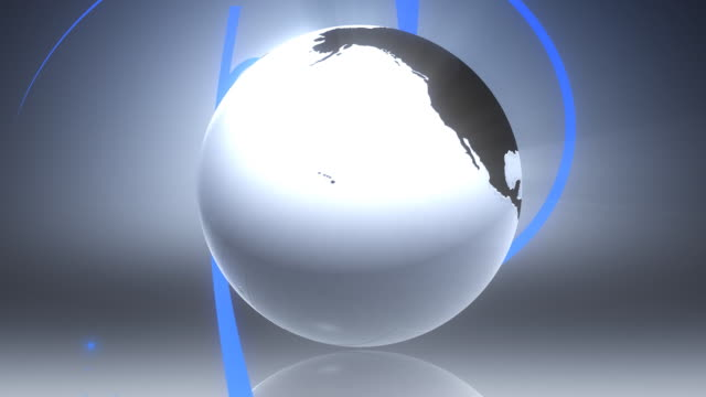 Shiny Globe HD video