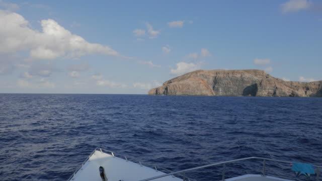 Ship point of view, San Benedicto, Socorro video