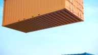 shipping containers video
