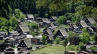 Shirakawa-go, Japan video