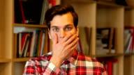 Shocked Man video