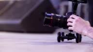 Shooting concert video