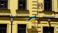Shooting of architecture of Kiev, Ukraine video