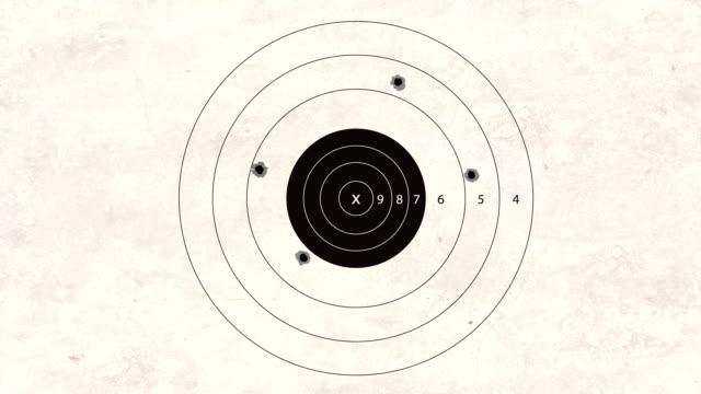 shooting target fail video