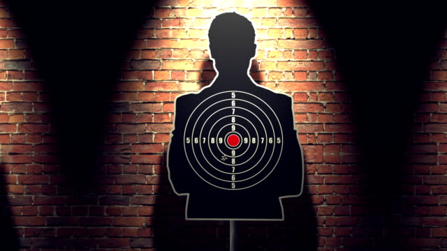 Shooting target video