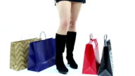Shopper Waiting video