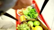Shopping Basket video