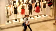 Shopping Mall Consumerism video