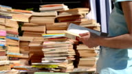 Shopping Old Books video